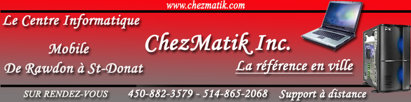Centre Informatique ChezM@tik Inc.